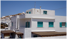 ios island, rooms, apartments